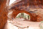 Navajo Arch, got to hike to see this one