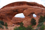 Another cool arch, also have to hike to see it