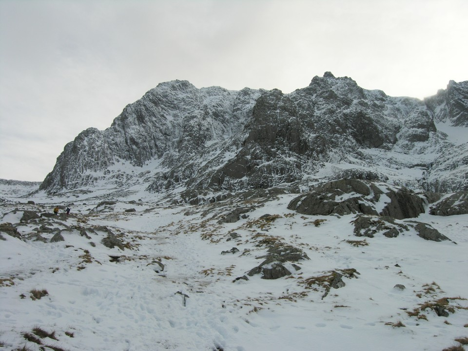 The Ben as seen from the CIC hut