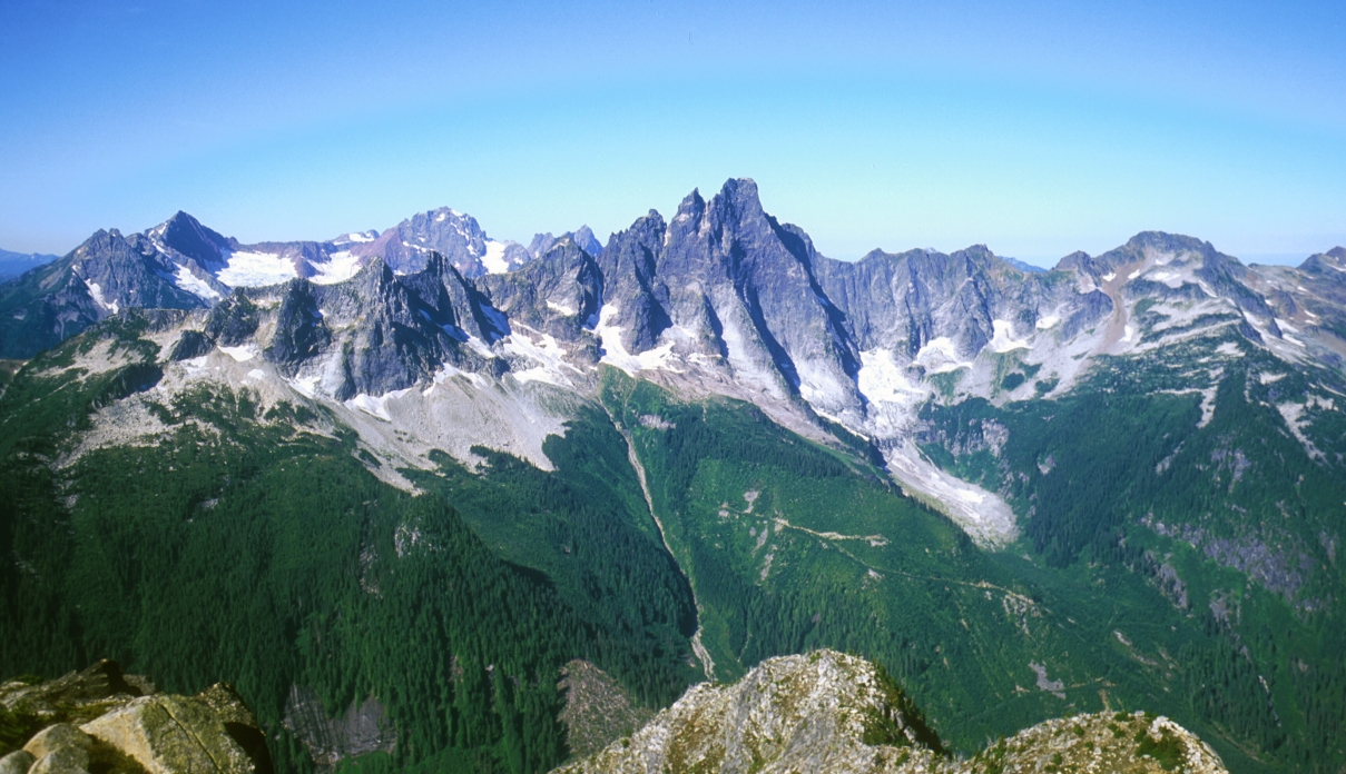 Chilliwack mountains