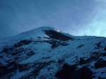 Summit of Chimborazo, 6310m