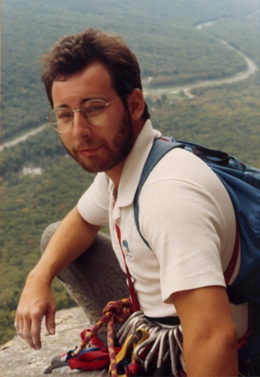 Tracy on the Whitney-Gilman in 1986