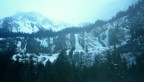 The ice flows above Kandersteg - amazing amount and variety