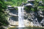 Awosting Falls in Minnewaska State Park; too bad you can't swim