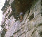 Series 1: Will leading the crux on the first pitch of Matinee
