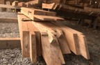 More timber frame bits