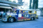 Random jeepney, nicely decorated